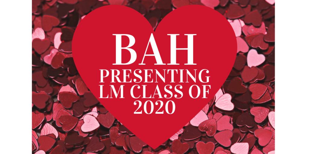 February BAH Presenting the Leadership Macon 2020 Class