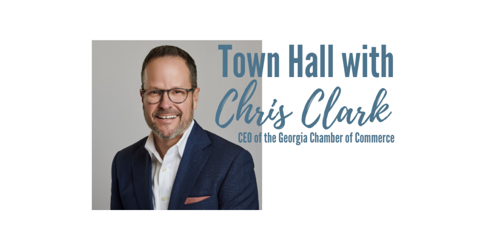 Town Hall: Georgia Congressional Luncheon with Chris Clark